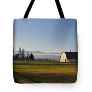 Classic Barn In The Country Tote Bag
