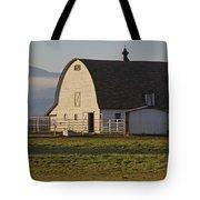 Classic Barn Near Grants Pass Tote Bag