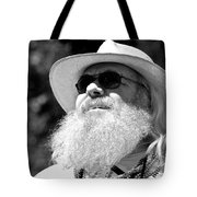 Classic Beard Tote Bag