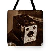 Classic Camera Tote Bag