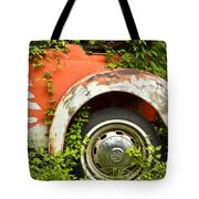Classic Car Forgotten Tote Bag