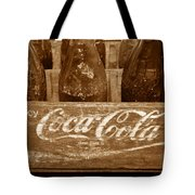 Classic Coke Work B Tote Bag