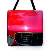 Classic Ferrari Tote Bag