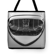 Classic Ford Thunderbird Hood Tote Bag