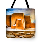 Classic In Abstract Tote Bag