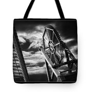 Classic Old Windmill Tote Bag