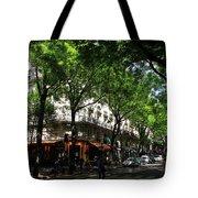 Classic Paris 3 Tote Bag