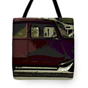 Classical French Tote Bag