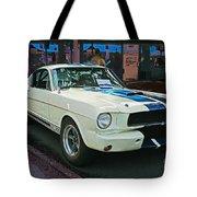 Classy Mustang Tote Bag