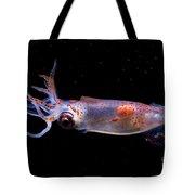 Clawed Armhook Squid Tote Bag