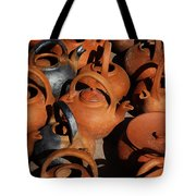 Clay Factory In Argentina Tote Bag