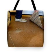 Cleaning House Tote Bag