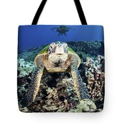 Cleaning Station Iv Tote Bag