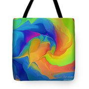 Cleansing The Heart Tote Bag
