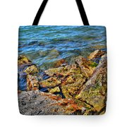 Clear Calm Collective  Tote Bag