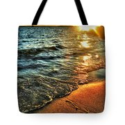 Clear Waters Tote Bag