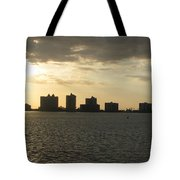 Clearwater Sky Tote Bag
