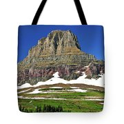 Clements Mountain Tote Bag