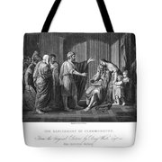 Cleombrotus II Tote Bag