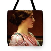 Cleonice Tote Bag by John William Godward