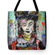 Cleopatra In Spring Tote Bag