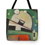 Clergy Pants On Fire Tote Bag