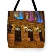 Cleveland Court House Tote Bag