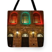 Cleveland Courthouse Tote Bag