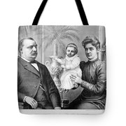 Cleveland Family, C1893 Tote Bag
