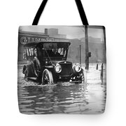 Cleveland: Flood, C1913 Tote Bag