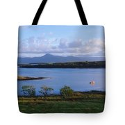 Clew Bay, Co Mayo, Ireland Tote Bag