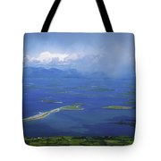 Clew Bay, Co Mayo, Ireland View Of A Tote Bag