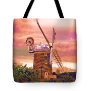 Cley Windmill 2 Tote Bag