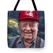 Cliff - Proud Member Of Napanee's Walker Brigade Tote Bag