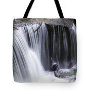 Cliff Falls Tote Bag