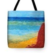 Cliff Hangar Tote Bag