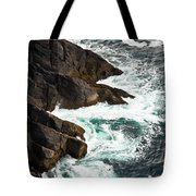 Cliff Of Moher 18 Tote Bag