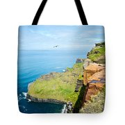 Cliff Of Moher 22 Tote Bag