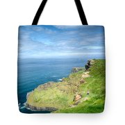 Cliff Of Moher 27 Tote Bag