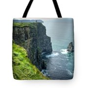 Cliff Of Moher 29 Tote Bag