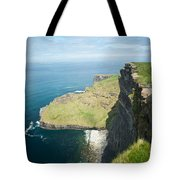 Cliff Of Moher 30 Tote Bag
