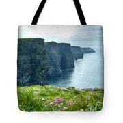 Cliff Of Moher 33 Tote Bag