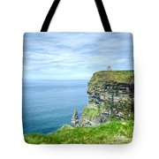 Cliff Of Moher 34 Tote Bag