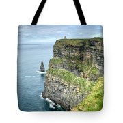 Cliff Of Moher 35 Tote Bag