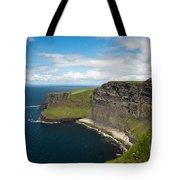 Cliffs Of Mohar Tote Bag