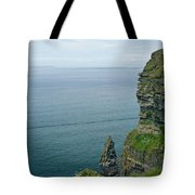 cliffs of Moher 36 Tote Bag