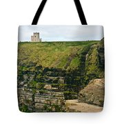 cliffs of Moher 38 Tote Bag