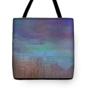 Climate Differential Tote Bag