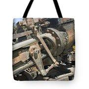 Climax Locomotive Tote Bag