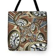 Clocked Tote Bag